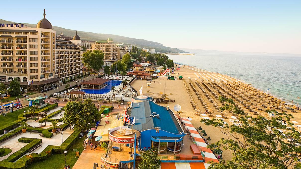 Золотые пески (Болгария) - это курорт, объявленный Национальным парком!